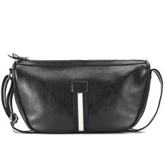 Tide Male Personality Cortex New Cycling Crossbody Bag Shoulder Tote Black Black Promo Code