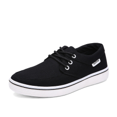 Sale Summer Breathable Men Canvas Shoes Black U737 Black U737 Other Original