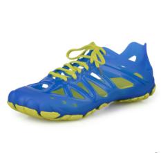 Men S Breathable Eva Cut Out Beach Shoes Navy Blue Navy Blue Coupon Code