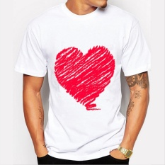 Summer Men Printed Casual T Shirt Tee Shirt Intl Oem Discount