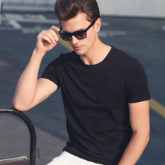 Retail Summer Men S Cotton Short Sleeved T Shirt 2020 Black