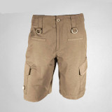 How Do I Get Summer Men S Baggy Shorts Multi Pocket Military Shorts Army Camping Tactical Short Khaki