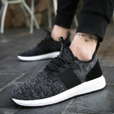 Who Sells Summer Men S Sneakers Korean Style Breathable Trainers Sneakers Intl Cheap