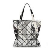 Who Sells Laser Bag Diamond Bag Folding Bag Silver 6 6