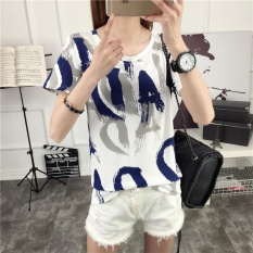 Purchase Summer New Style Short Sleeves Woman T Shirt Intl