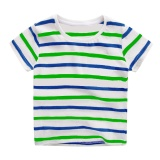 Purchase Summer Short Sleeve Stripe Kid Boy T Shirt Top Intl Online