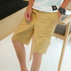 Low Cost Summer Sport Men Shorts Casual Plus Size Beach Thin Short Pant Intl