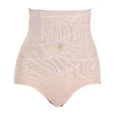 Low Cost Super Thin Abdominal Curl High Waist Postpartum Panty Girdle Skin M Intl