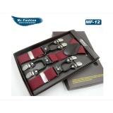 Supply Of High Quality Longer *d*lt Men 6 Folder Strap Trousers With Hanging Belt Spot Intl Shop