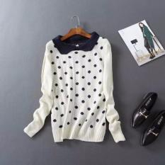 Sale Sweater Cream Color No Brand