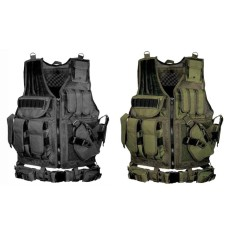 Buy Tactical Vest For Hunting Fishing Army Fans Combat Training Military Adjustable Breathable Outdoor Airsoft Vest Equipment Intl Oem Online