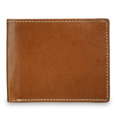 Teakwood Genuine Leather Men S Wallet Intl In Stock