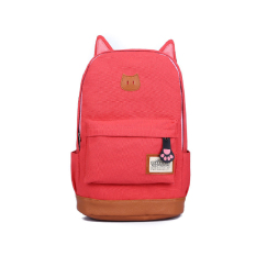 Discount Teenagers Girls Sch**l Backpacks Children Backpacks Red