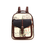 Buying Teenagers Sch**l Casual Backpack Fashion Children Backpack For G*rl Black