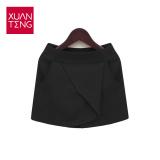 Best Offer Xuan Teng Versatile Reduction Spring Short Black Black