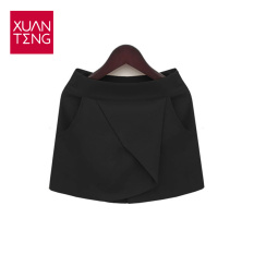Compare Prices For Xuan Teng Versatile Reduction Spring Short Black Black
