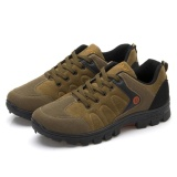Buy Teomall Originality Men Outdoor Recreation Climbing Shoes Travelling Shoes Waterproof Hiking Shoes Light Antiskid Shoes Sneakers Running Shoes Style Q32 Intl Oem Original