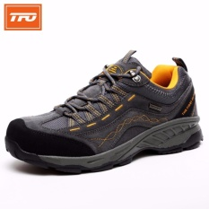 Price Tfo Men Hiking Waterproof Breathable Climbing Camping Outdoor Shoes Intl China