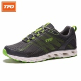 For Sale Tfo Outdoor Running Shoes For Man Summer Light Weight Mesh Breathable Sneakers Lovers Outdoor Sport Shoes Lace Up Intl