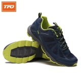 Latest Tfo Running Shoes Men Breathable Cushioning Lightweight Shoes For Male First Grip Outdoor Sport Sneaker 2017 New Arrival Intl