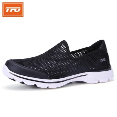 Sale Tfo Walking Shoes Slip On Light Weight Breathable Comfortable Summer Mesh Sports Shoes Sneakers 2017 Men Shoes 8E1713 Intl Tfo Original