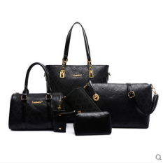 Brand New Spring Summer New Crossbody Women Tote With Pouch Changing Bag Black Diamond Black Diamond