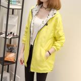 The New Coat Female Spring And Autumn Windbreaker Intl China