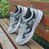 Discount Korean Style Breathable Network White Student Men S Shoes New Style Couple Shoes Gray Gray Oem