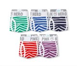 Buy Theias 5 Packs Men Boxer Trunk Cotton Stripe U Convex Design Underwear Underpant Intl On China