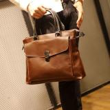 Purchase Tidog Crazy Horse Leather Briefcase Retro Business Bag Intl Online