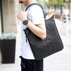Tidog Korean Male Fashion Leisure Bag Men Tote Intl