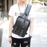 Sales Price Tidog Korean Men S Fashion Big Chest Bag Intl