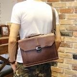 Buy Tidog New Briefcase Business Bag Handbag Worn Thin Shoulder Bag Business Bag Cheap China