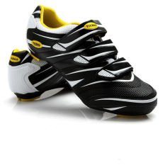 Review Tiebao Cycling Shoes Road Bike Bicycle Shoes For Look Spd Sl System Black White China
