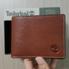 Deals For Timberland Leather Bifold Wallet