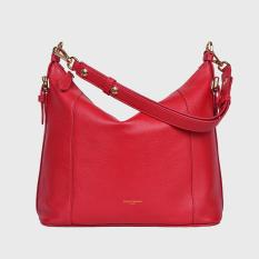 Review Tocco Toscano Lantern Square Hobo Red Tocco Toscano On Singapore