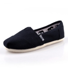 Sale Women S Casual Solid Color Flat Solid Color Black Solid Color Black Oem On China
