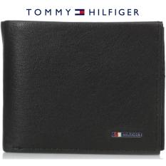 Recent Tommy Hilfiger Men S Lloyd Multi Card Passcase Wallet With Gift Box Black