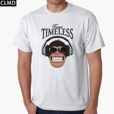 Great Deal Top Quality Cotton Monkey Print Men Tshirt Casual Short Sleeve T Shirts Fashion O Neck Men S Tee Shirts Tops 48 4 2017 Diy T Shirt For Men White Intl