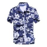 Price Top Size Big Luxury Men Shirt Cruise Tropical Luau Beach Hawaiian Shirts Flower Shirt Men Hawaii Shirts Men Floral Clothes Intl Oem China