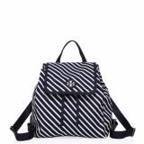 List Price Tory Burch Scout Mini Striped Backpack Tory Burch