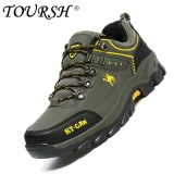Buy Toursh Men S Outdoor Shoes Hiking Shoes Casual Shoes Army Green Intl Cheap China