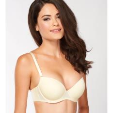 Compare Price Triumph Fashion Wired Push Up Bra Crystal Lemon Triumph On Singapore