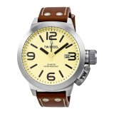 Tw Steel Canteen Silver Watch Tw21 Export Reviews