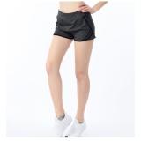 Sale Fullbelief Woman Sports Shorts Running Gym Bodybuilding Summer Yoga Slim Quick Dry Ventilation Anti Exposure Thin Female Hot Pants Grey) Intl Fullbelief Cheap