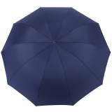 Price Compare Ultra Strength Large Extra Large Anti Wind Rain Or Shine Umbrella Paradise Umbrella Dark Blue Color
