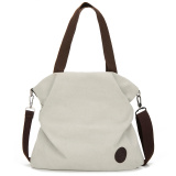 Cheapest Korean Style Canvas Female New Style Shoulder Bag Bags