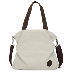 Discount Korean Style Canvas Female New Style Shoulder Bag Bags Other