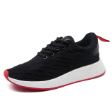Retail Price Jianti Women S Korean Style Casual Sneakers Single Layer Black Single Layer Black