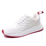 Buy Jianti Women S Korean Style Casual Sneakers Single Layer White Single Layer White Cheap China